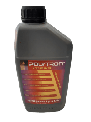 Antigel concentrat G12 Rosu,1 L,Polytron Long Life