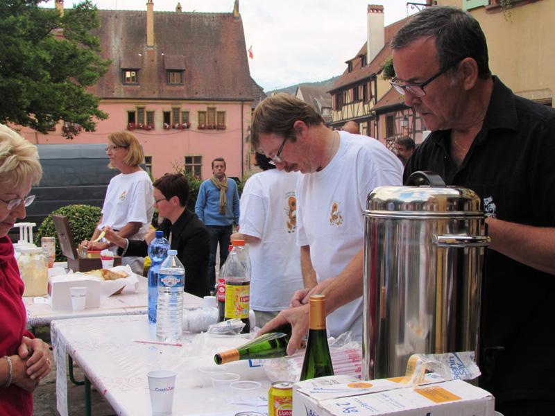 Le vin de Turckheim