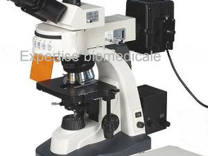 Microscope a epi fluorescence HS-XYL-606