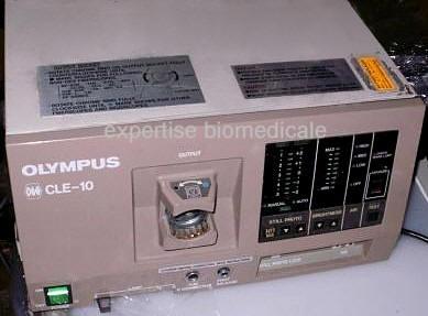 generateur de lumiere Olympus CLE-10