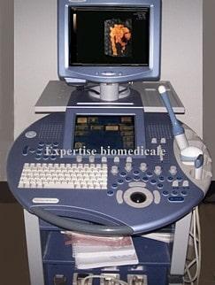 Échographe voluson expert et 3 sondes