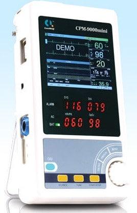 Moniteur multiparametrique CPM 900