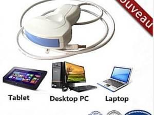 Sonde convexe USB