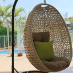 Hanging Egg Chair Out Door Furniture Brisbane Designer