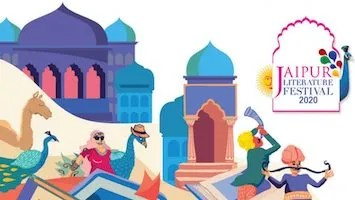 Jaipur Literary Festival ~ Echoes of the Spectacular