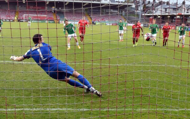 Cork City are lacking leaders right now but Cobh have shown promise