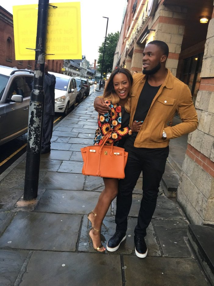 DJ Cuppy Reacts To Rumors of Split With Victor Anichebe