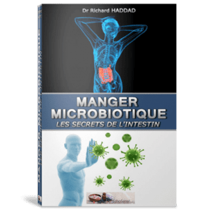 cover ebook manger microbiotique 400 - Comment Manger Micro-biotique - Les Secrets de l'intestin