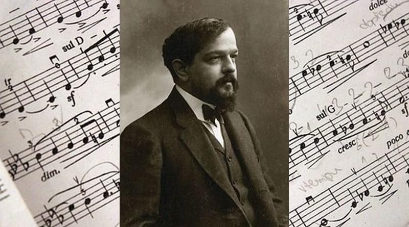 La révolution musicale avec Claude Debussy