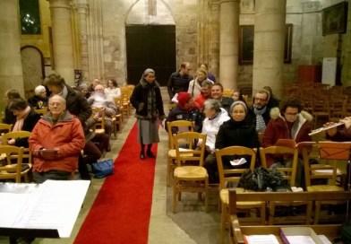 Méditation soirée pour l'unité des Chrétiens