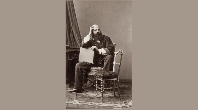 Adolphe Disderi, inventeur de la photo «carte de visite»