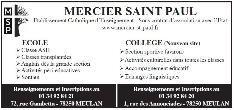 Mercier saint Paul