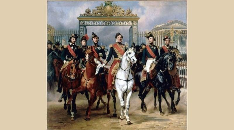 Exposition «Louis-Philippe et Versailles»