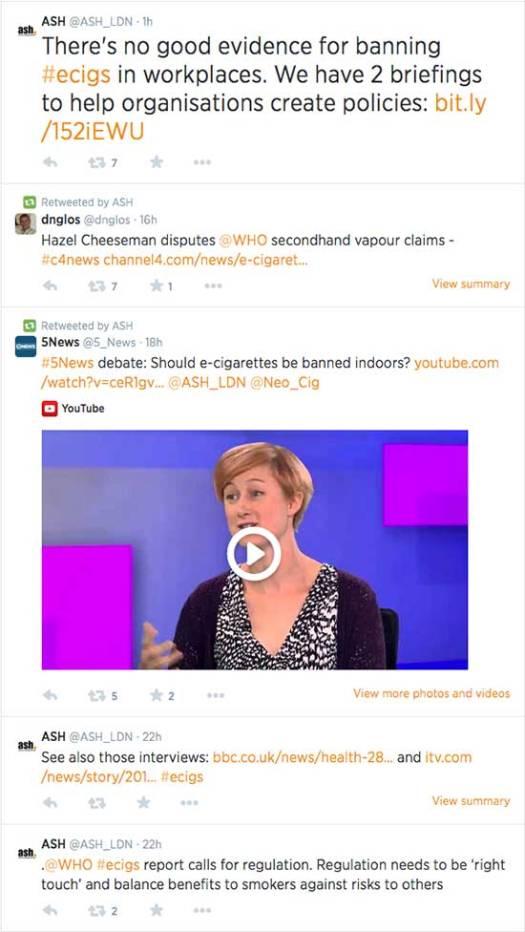 Hazel Cheeseman disputes the WHO