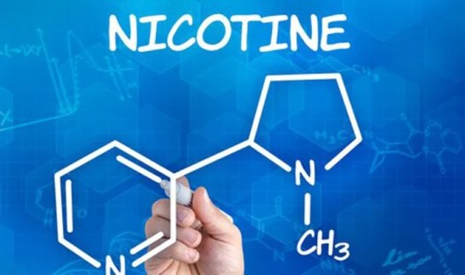 nicotine no pain killers