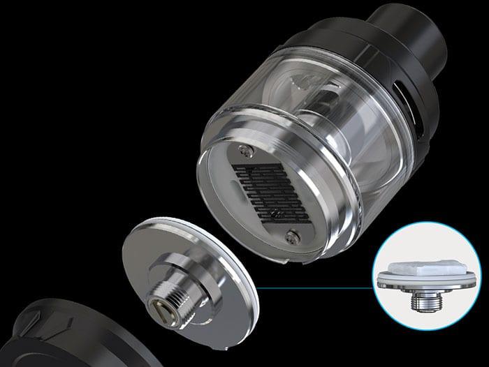 cubis max tank coil
