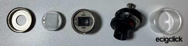 joyetech cubis max tank parts