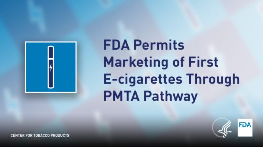 First PMTA Awarded To Big Tobacco