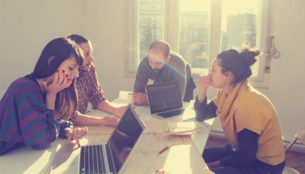 entrepreneur coworking space