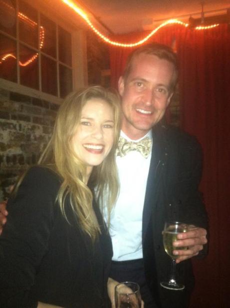 Rae Bryant and Philip Walker