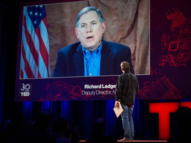 The NSA Responds to Edward Snowden's TED Talk