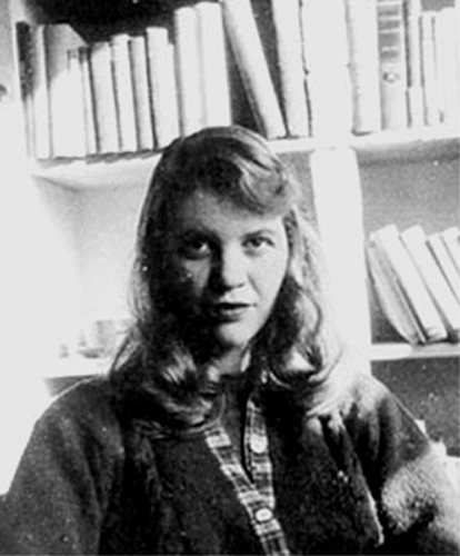Literati: The Chasing of Sylvia Plath
