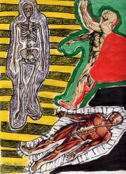 Anatomy No. 1. Ira Joel Haber. The Eckleburg Gallery
