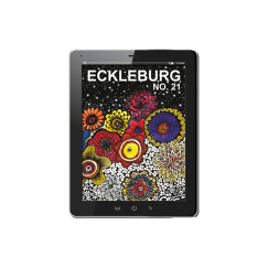 Eckleburg No. 21 iPad Cover