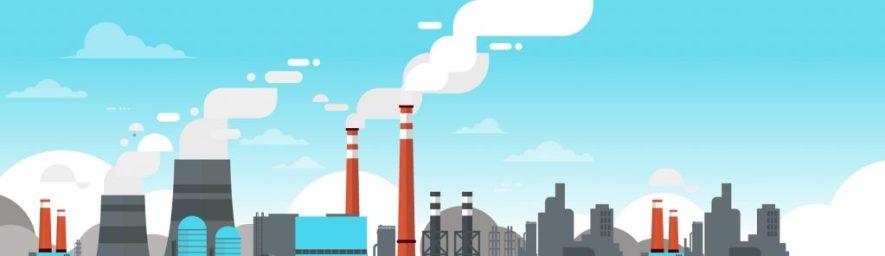 Stack Emissions Monitoring Banner