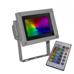 projecteur-led-ir-10w-rgb-multicolore
