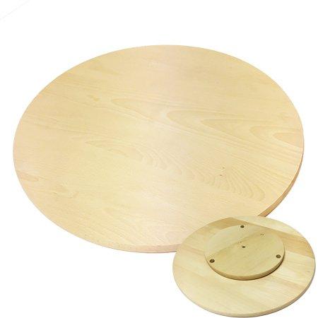 tagliere personalizzato rotante in legno di faggio