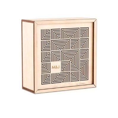 scatolina in legno