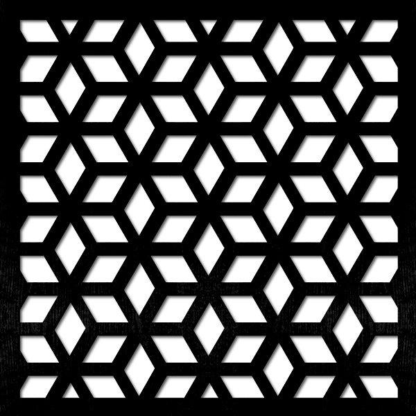 pattern 22 pannello divisorio in legno