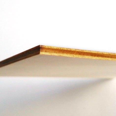 legno di pioppo tagliato al laser