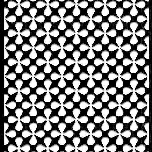 pattern 17 pannelli traforati