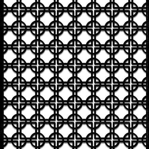 pattern 28 pannello traforato separè