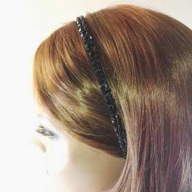 Serre-tête perles Toupie