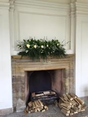 MANTEL DISPLAY 3