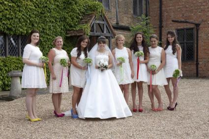 ellie's bridesmaids