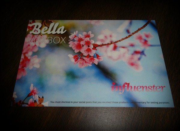 #BellaVoxBox EclecticEvelyn.com