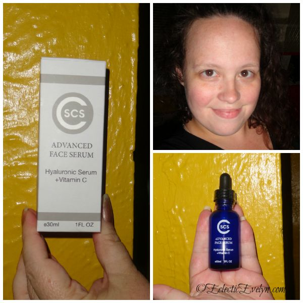 CSCS Advanced Face Serum EclecticEvelyn.com