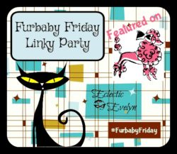 Featured on Furbaby Friday
