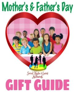 Mother's Day Father's Day Gift Guide EclecticEvelyn.com