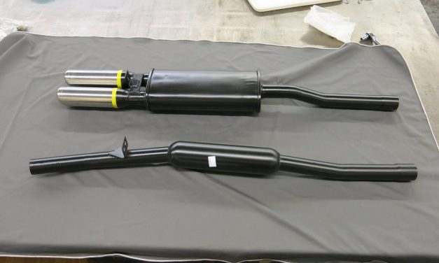 Exhaust system modifications