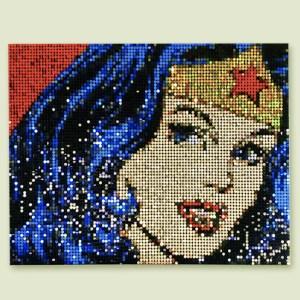 Wonder Woman Artwork by Pix Perfect