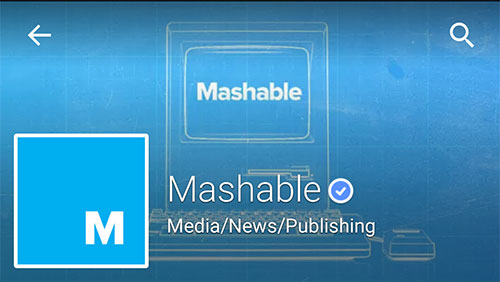 Mashable mobile cover image