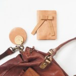DIY Leather Travel Tags with Transfer