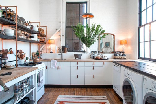 5 kitchen trends-Eclectic Trends