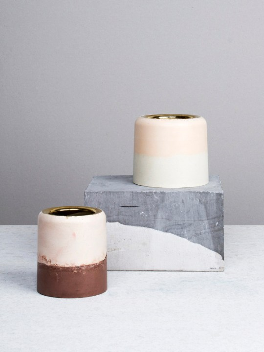 Studio Twocan-Cement Ceramics-Eclectic Trends