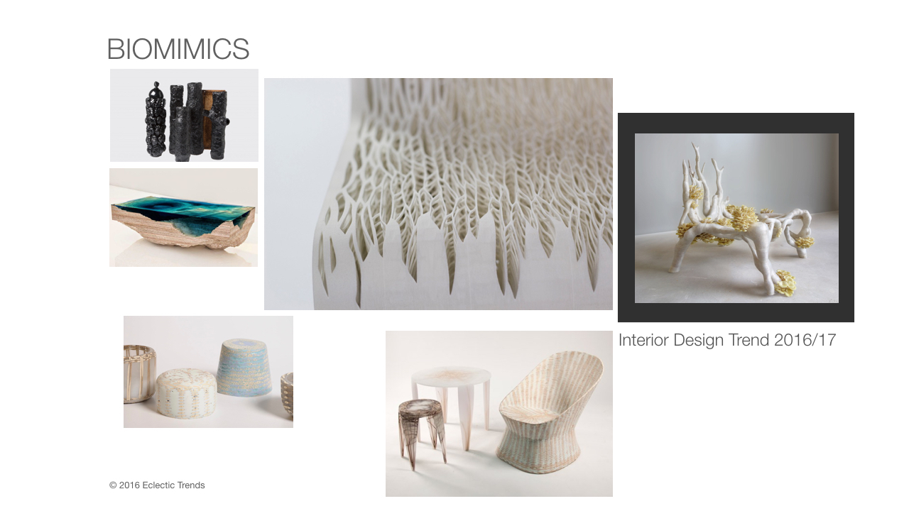 Eclectic Trends Biomimcs 201617 An Innovative